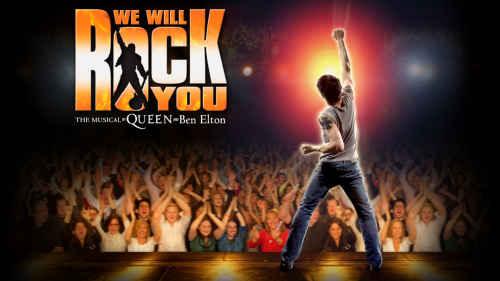 دانلود آهنگ we will rock you با کیفیت 320